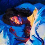 painting album cover for melodrama by lorde
